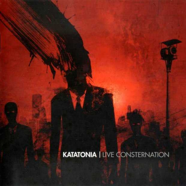 "Katatonia ""Live Consternation"""