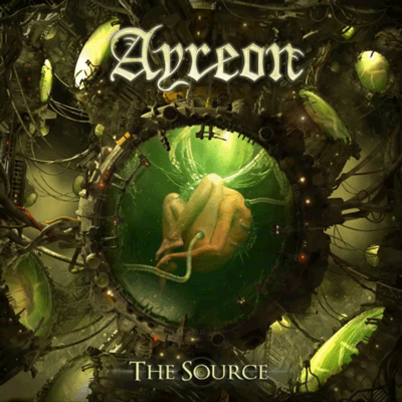 The new AYREON album is out now!