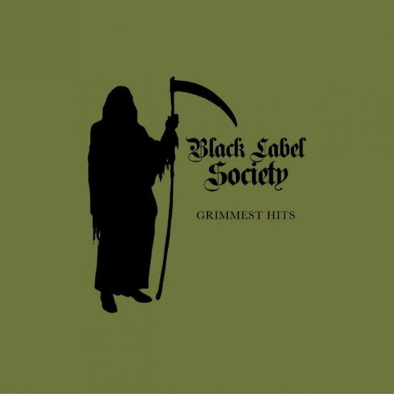 "Black Label Societym""Grimmest Hits"""