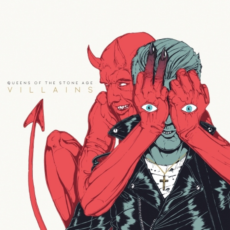 "Queens Of The Stone Age ""Villains"" Matador"