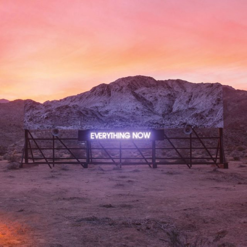 "Arcade Fire ""Everything Now"""