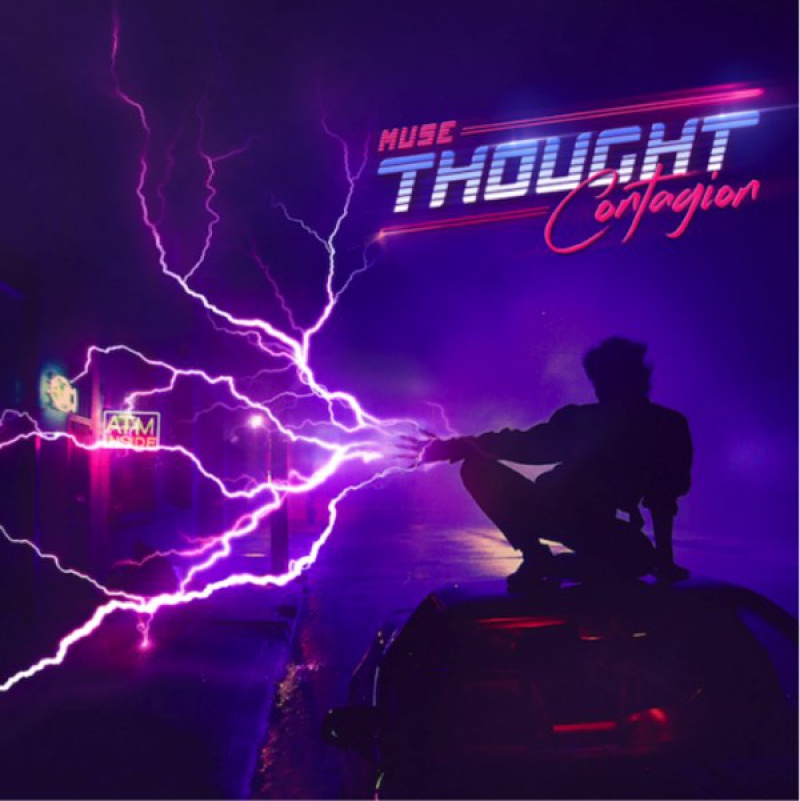 "Nowy singiel Muse ""Thought Contagion""!"