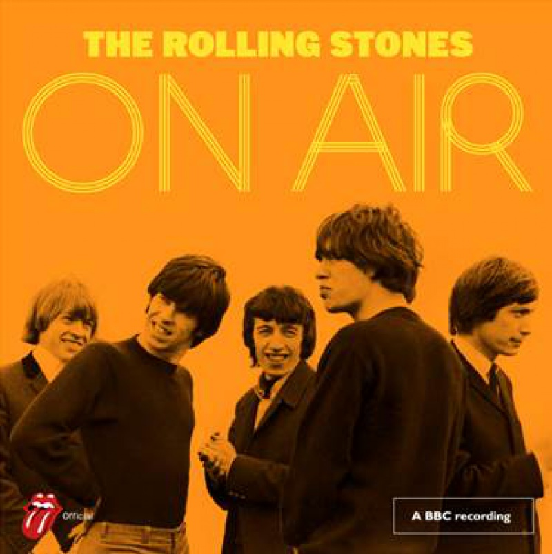 "Rolling Stones ""On Air"""