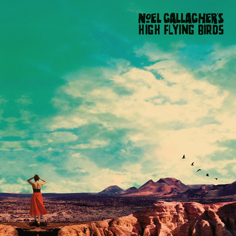 "Noel Gallagher's High Flying Birds ""Who Built The Moon?"""