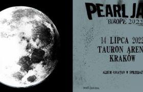 Koncert Pearl Jam przełożony na 2022 r.