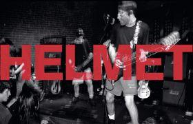 """Helmet zapowiada pierwszy koncertowy album """"LIVE AND RARE""""!"""