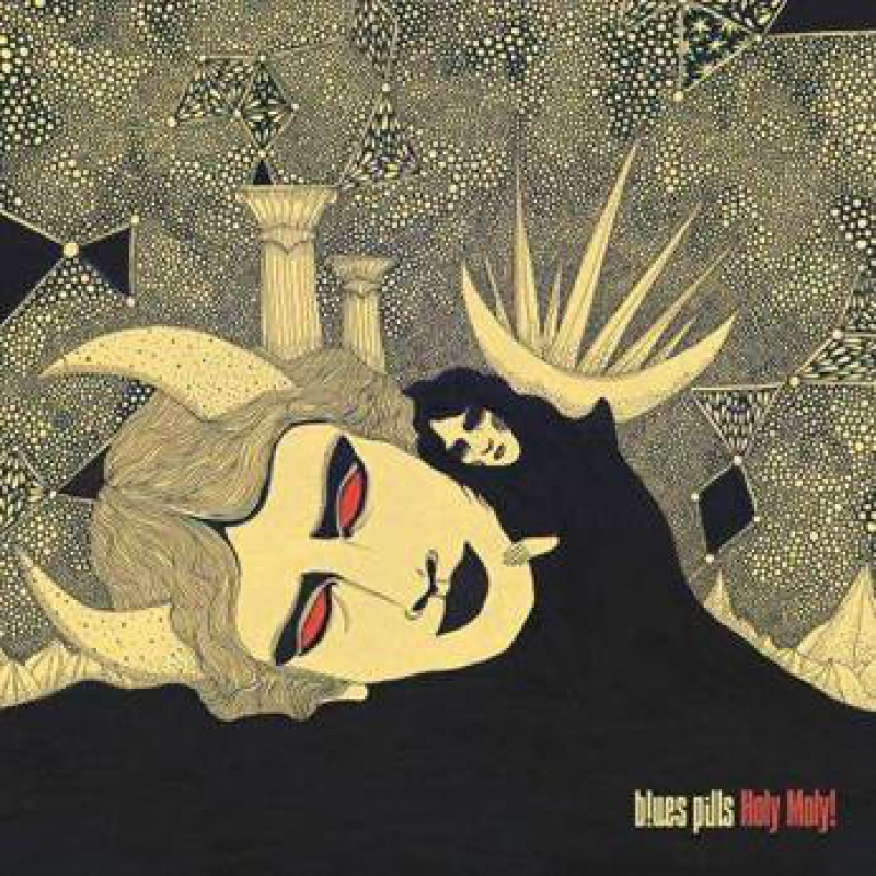 BLUES PILLS – HOLY MOLY !