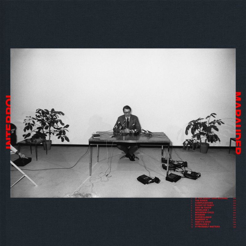 "Interpol ""Marauder"""
