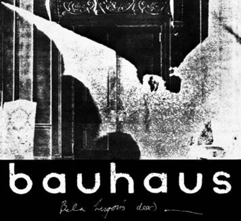 "BAUHAUS PREZENTUJE ""THE BELA SESSION"""