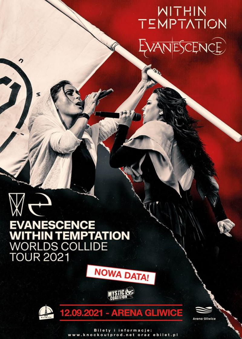 Within Temptation i Evanescence