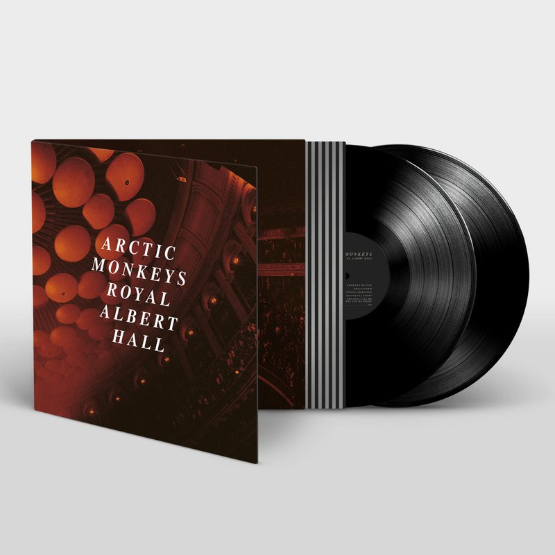 ARCTIC MONKEYS - LIVE AT THE ROYAL ALBERT HALL premiera albumu już 4 grudnia!