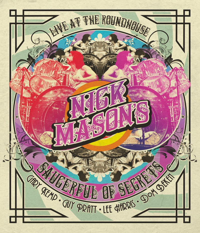 "Nick Mason's Saucerful Of Secrets ""Live At The Roundhouse"""