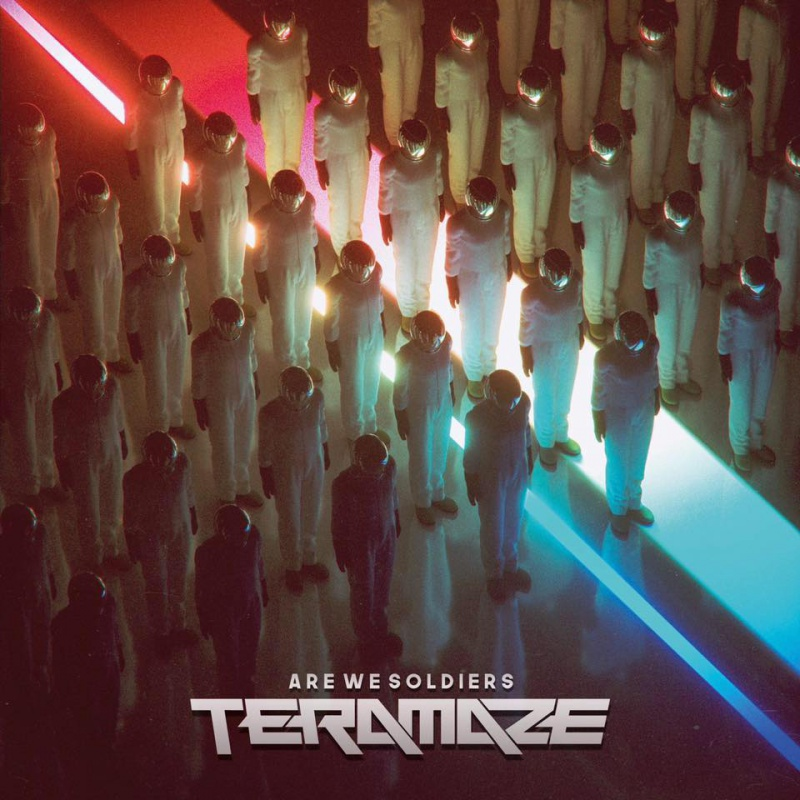 "AUSTRALIAN PROG METAL BAND TERAMAZE ANNOUNCE NEW ALBUM ""ARE WE SOLDIERS"" TO BE RELEASED ON JUNE 21, 2019"