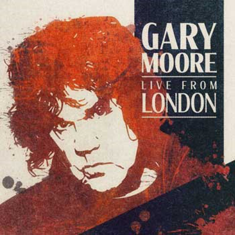 NOWY KONCERTOWY ALBUM GARY MOORE'A