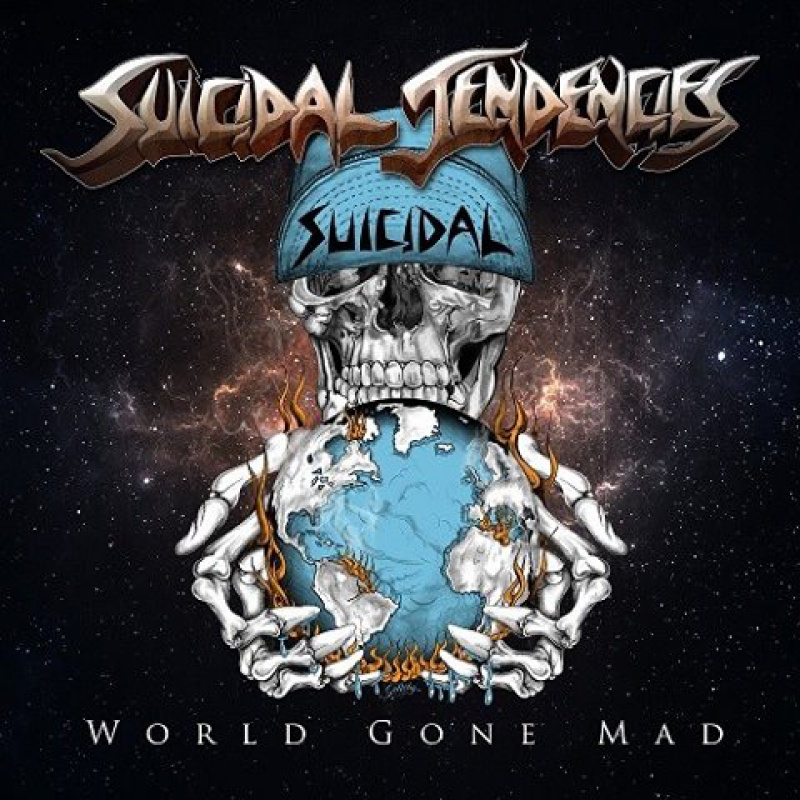 "Suicidal Tendencies ""World Gone Mad"""