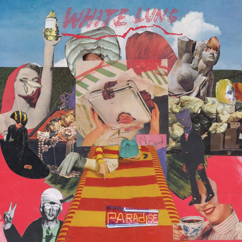 "WHITE LUNG ""Paradise"" Domino 2016"