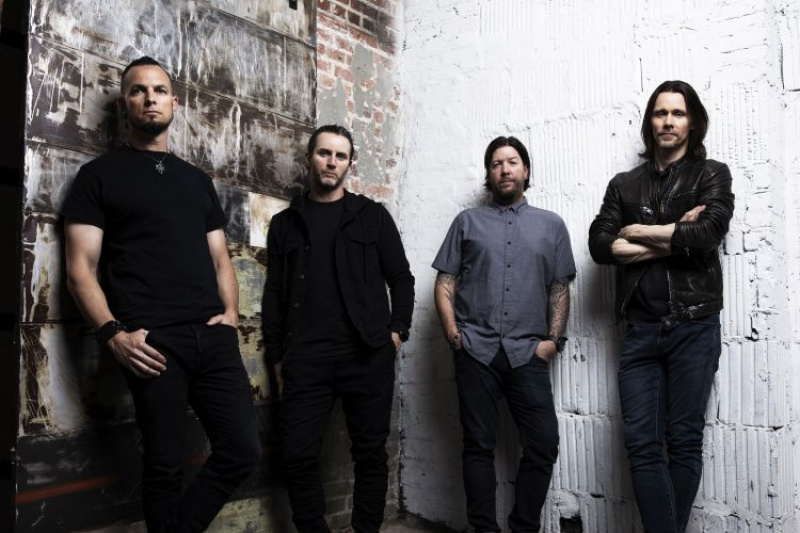 """PAY NO MIND"" – NOWY UTWÓR ALTER BRIDGE!"