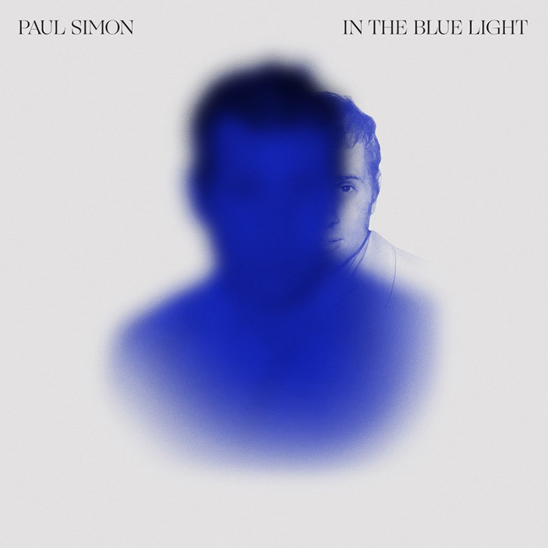 "Dla Dinozaurów - PAUL SIMON ""In The Blue Light"""