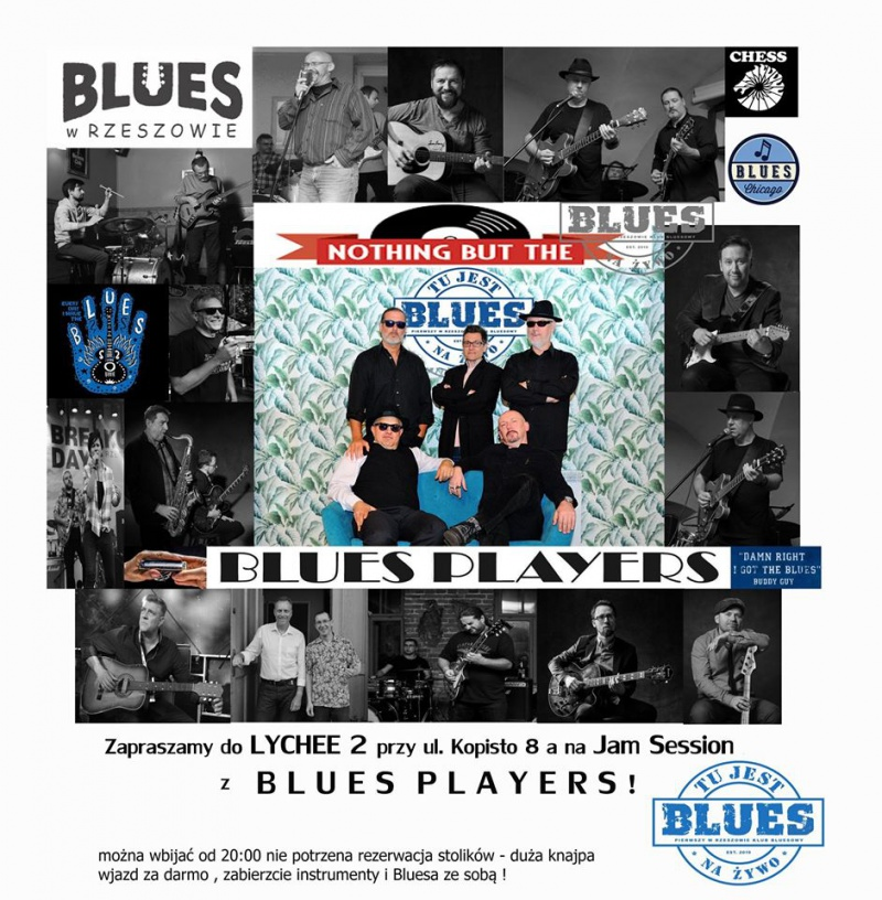 Koncert Blues Players w Lychee 2