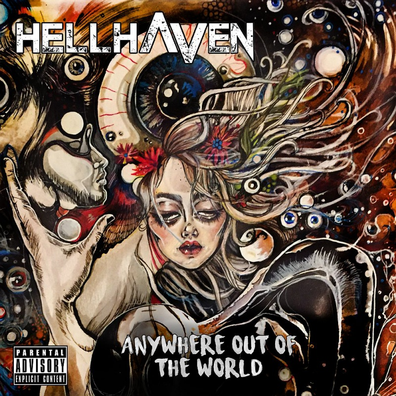 "Recenzja: HELLHAVEN ""ANYWHERE PUT OF THE WORLD"""
