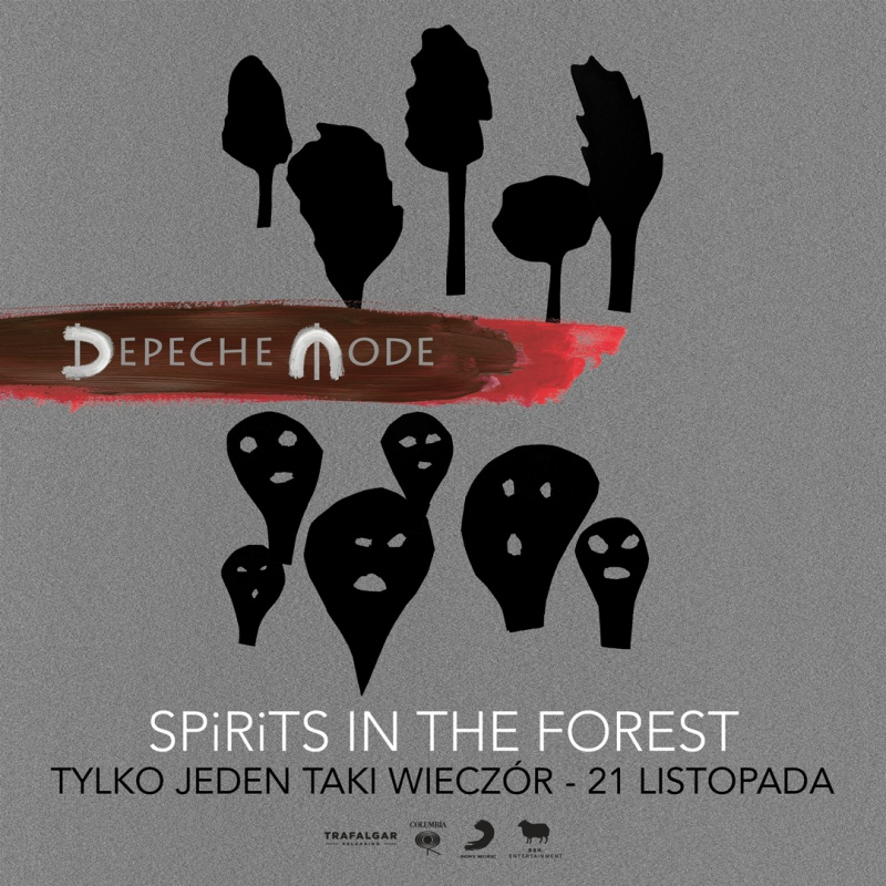 "Depeche Mode zapraszają na dokument ""Depeche Mode: Spirits in the Forest"""