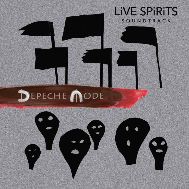 "Depeche Mode ""SPiRiTS in the Forest"""