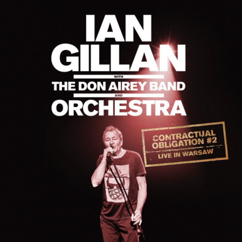 "IAN GILLAN  with Don Airey ""Live In Warsaw"""