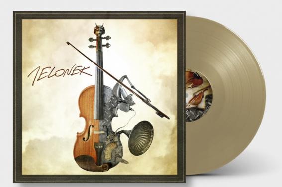 JELONEK: reedycja debiutanckiej płyty najlepiej sprzedającym się LP w Polsce!