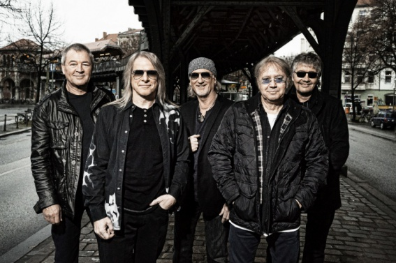 Deep Purple - bilety znamy ceny !